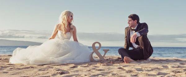 Summer Beach Wedding Ideas (The Dress) - Flashmode Arabia - Leading ...