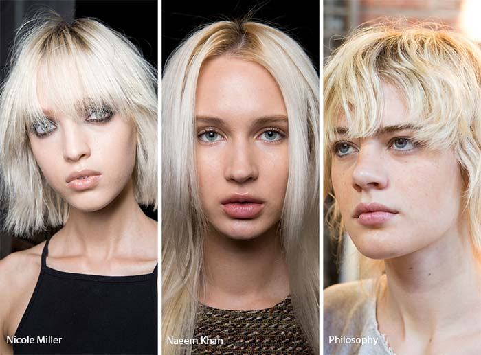 Spring Summer 2017 Hairstyle Trends Flashmode Arabia Leading