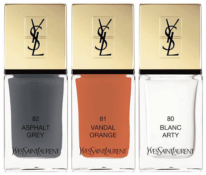 YSL Street Art Spring 2017 Makeup Collection