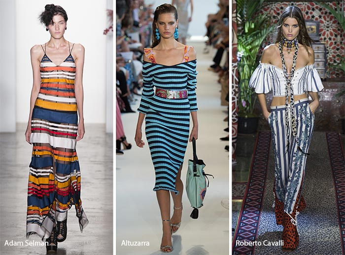 Spring/ Summer 2017 Print Trends: Stripes