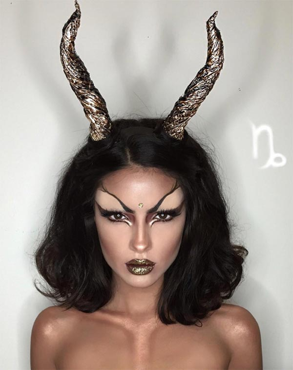 Makeup Looks for Every Zodiac Sign: Capricorn