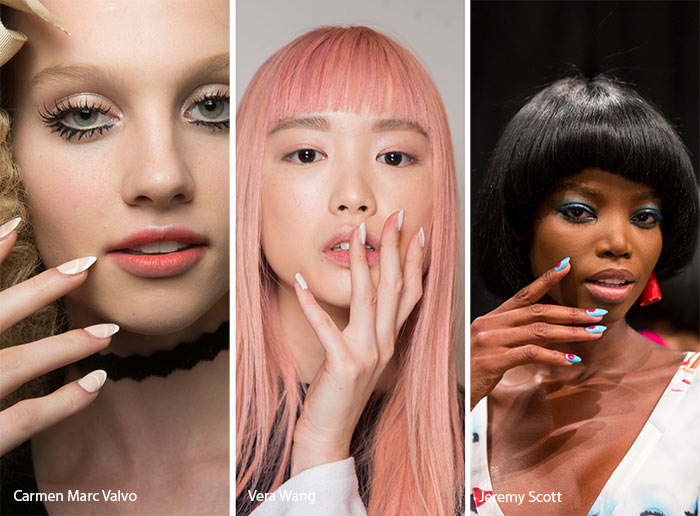 Spring/ Summer 2017 Nail Trends: Almond Nails