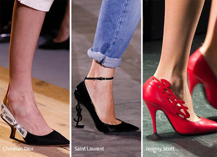 Spring/ Summer 2017 Shoe Trends: Branded Logo Shoes