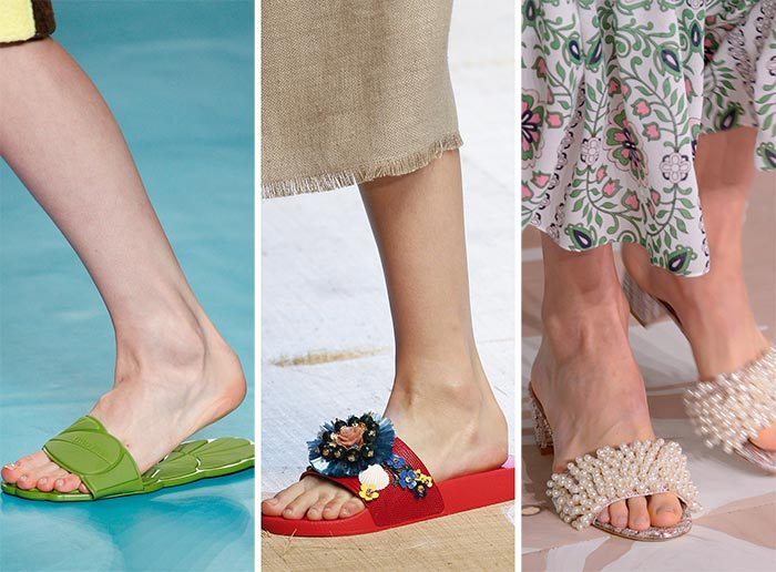 Spring/ Summer 2017 Shoe Trends: Slide Sandals