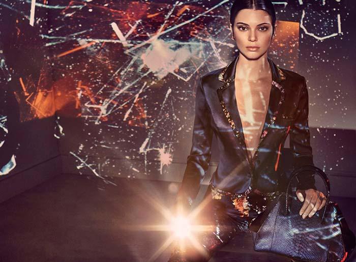 Kendall Jenner In La Perla Spring/Summer 2017 Campaign