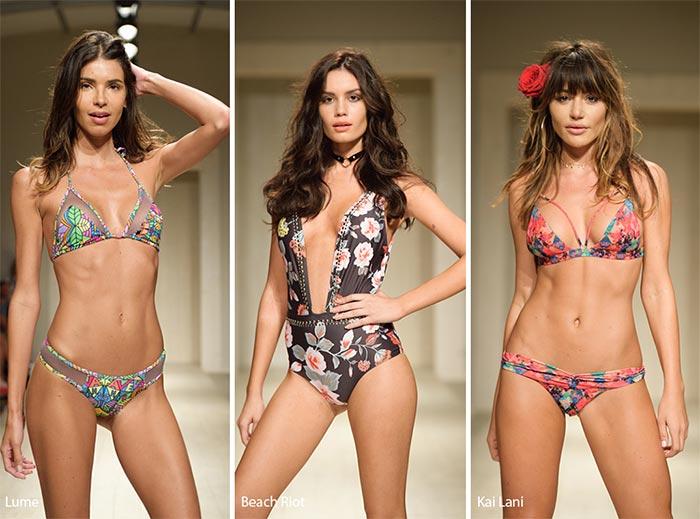 Spring/ Summer 2017 Swimwear Trends: Printed Swimsuits/ Bikinis