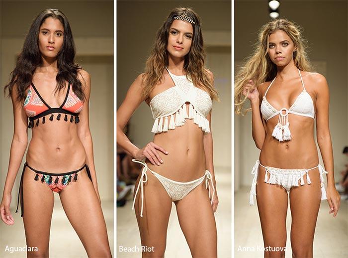 Spring/ Summer 2017 Swimwear Trends: Tasselled Swimsuits/ Bikinis