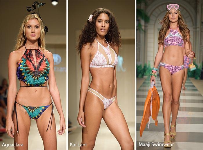 Spring/ Summer 2017 Swimwear Trends: Halter-Neck Bikini Tops