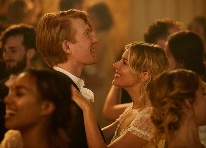 Burberry Holiday 2016 Campaign Film with Domhnall Gleeson & Sienna Miller