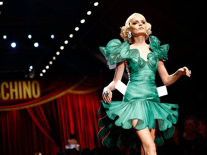 Moschino to Show Men's Fall & Women's Pre-Fall 2017 Collections in Milan
