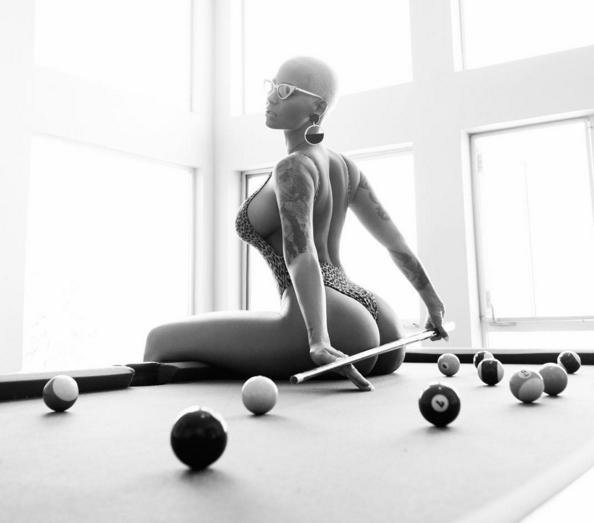 amber rose naked porn pics