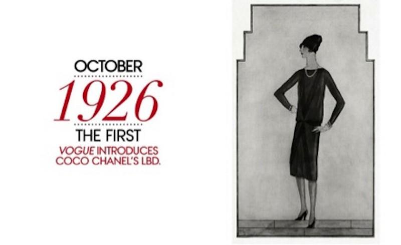 The Secret History Of The Little Black Dress Flashmode Arabia