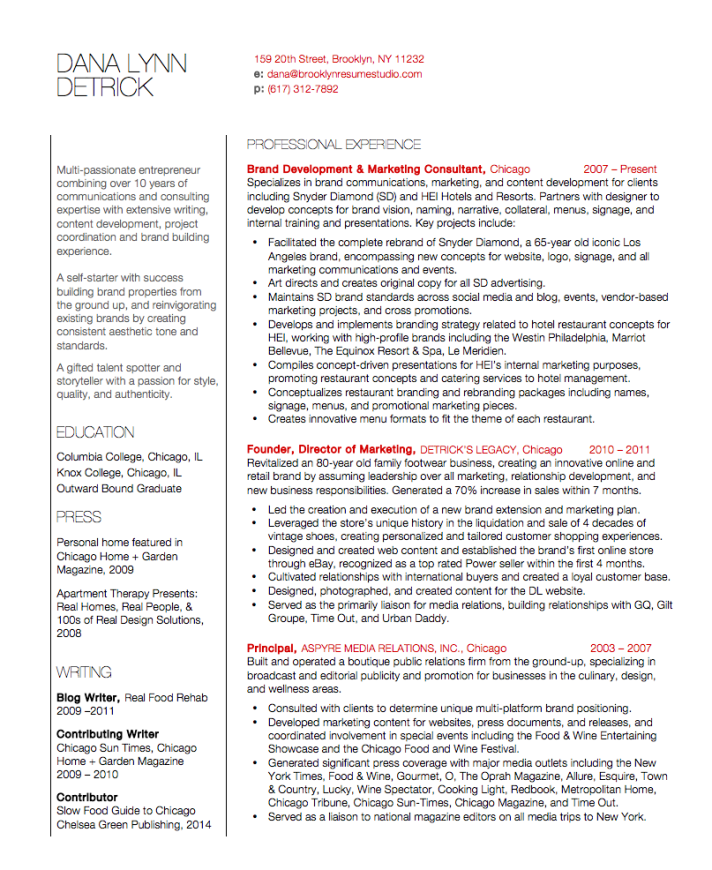 5 easy ways to revamp your resume flashmode arabia leading