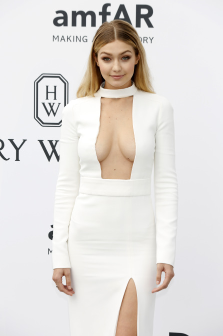 gigi hadid boobs