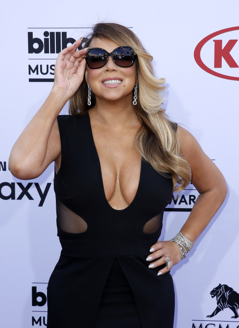2015 Billboard Music Awards Arrivals at MGM Grand Garden Arena Las Vegas Featuring: Mariah Carey Where: Las Vegas, Nevada, United States When: 17 May 2015 Credit: Judy Eddy/WENN.com
