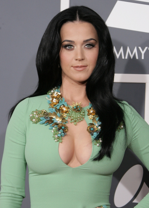 55th Annual GRAMMY Awards - Arrivals held at Staples Center Featuring: Katy Perry Where: Los Angeles, California, United States When: 10 Feb 2013 Credit: Adriana M. Barraza/WENN.com