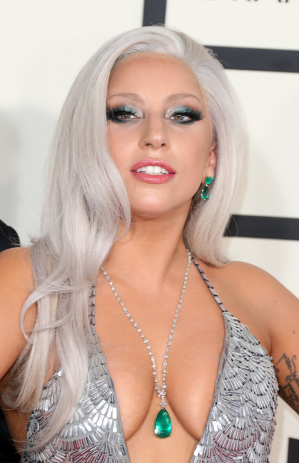 The 57th Annual GRAMMY Awards Featuring: Lady Gaga Where: Los Angeles, California, United States When: 09 Feb 2015 Credit: FayesVision/WENN.com