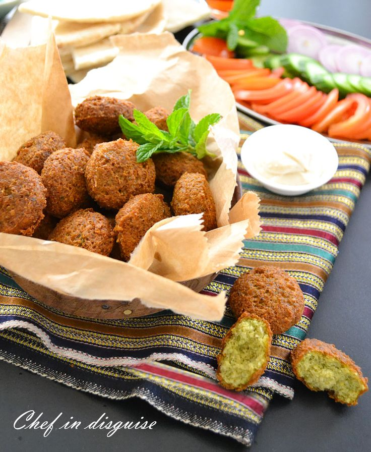 Middle eastern recipes falafel is one of the most popular middle eastern recipes falafel is one of the most popular traditional arabic foods they are fried vege forumfinder Choice Image