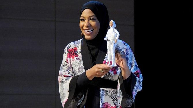 Ibtihaj Muhammad Barbie Doll