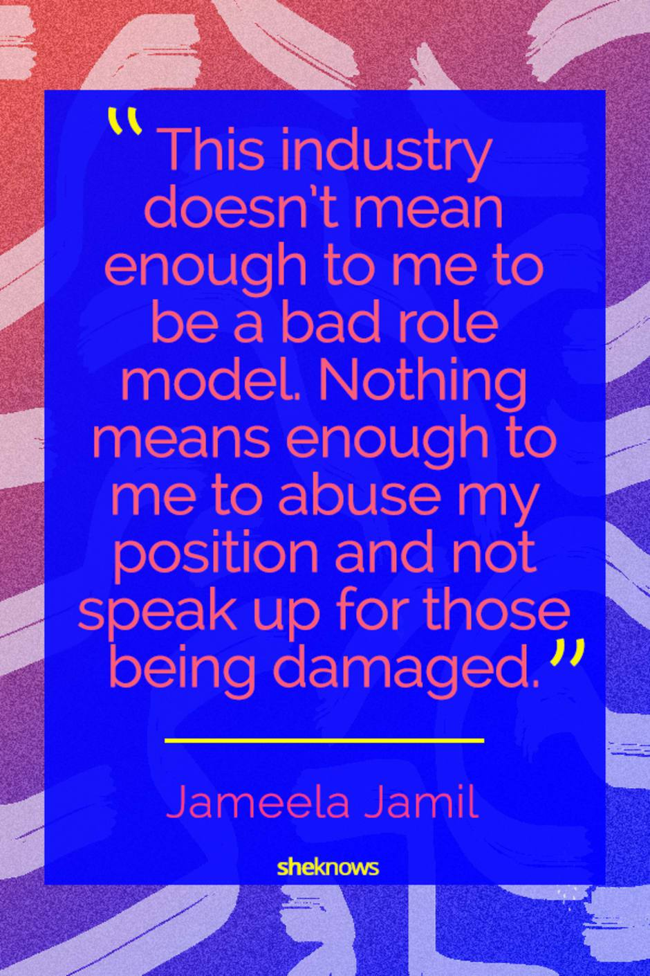 jameela jamil quote 1 fofzsp png Jameela Jamils  I Weigh Movement Is Changing How We See Our Bodies