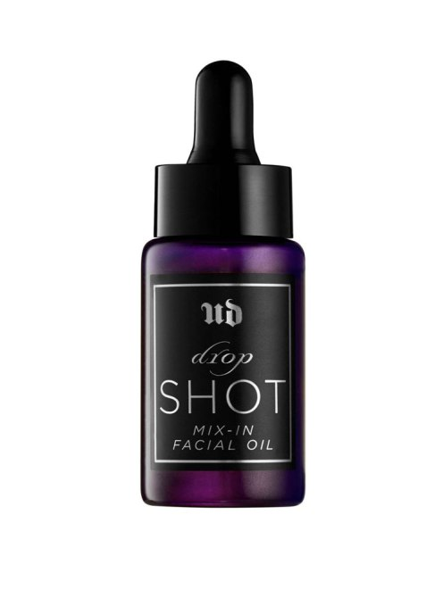 STYLECASTER | Makeup Boosters for a Dewy Complexion | Urban Decay Mix-In Facial Oil