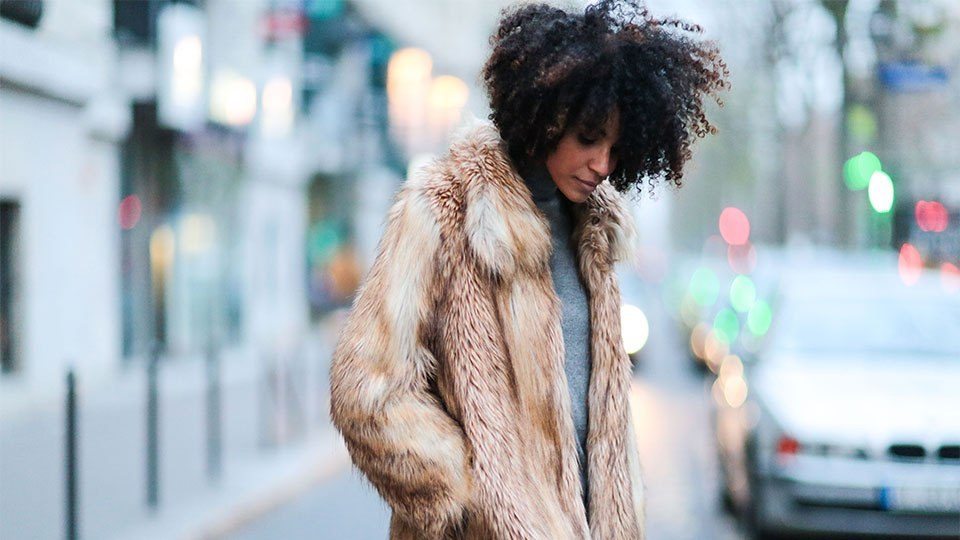 Street Style-Natural Hair