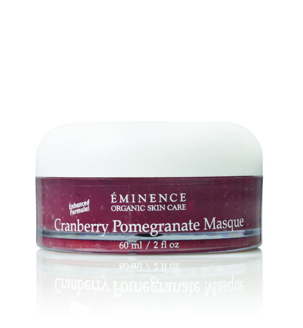 eminence organics cranberry pomegranate masque1 Cranberry Beauty Products That Are More than a Sweet Treat for Your Skin