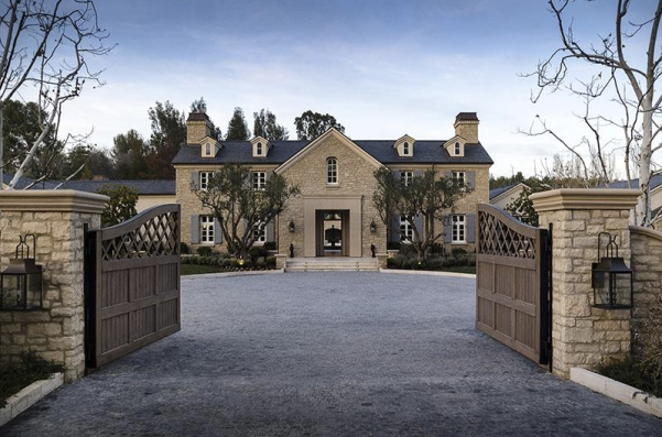 kimkardkanyewest hh1 A Peek Inside the Most Over the Top Celebrity Homes