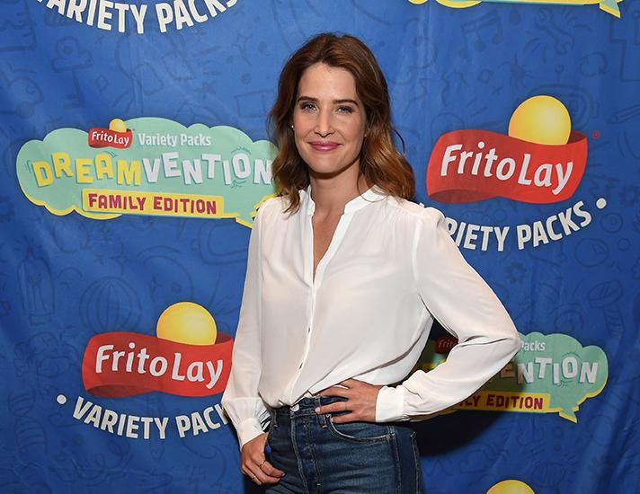 Cobie Smulders S Health Secrets Food Fitness Diary Flashmode