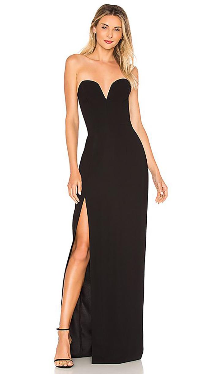 Chic Black Bridesmaid Dresses Your