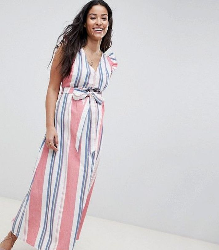 0c4830745ba36 37 Cute Maternity Dresses for Valentine's Day - Flashmode Arabia ...