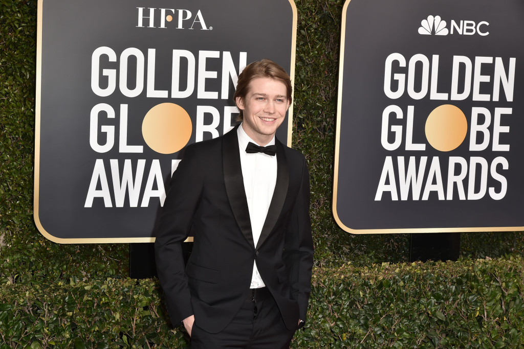 joe alwyn golden globes 2019 Why Taylor Swift Probably Wont Be at the Grammys This Weekend