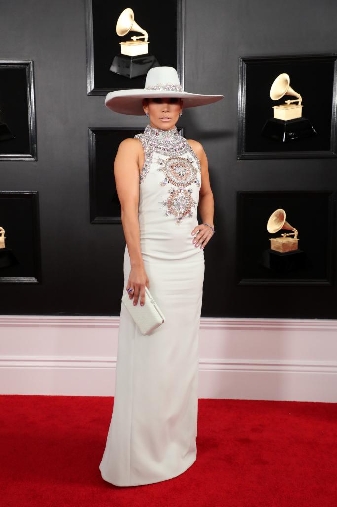 Jennifer Lopez | Grammys 2019