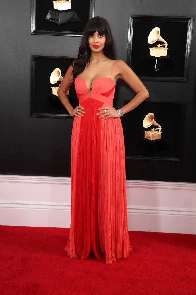 Jameela Jamil | Grammys 2019
