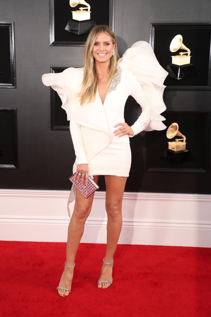 Heidi Klum | Grammys 2019