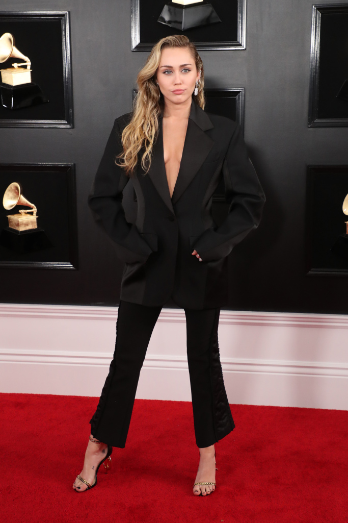 Miley Cyrus | Grammys 2019