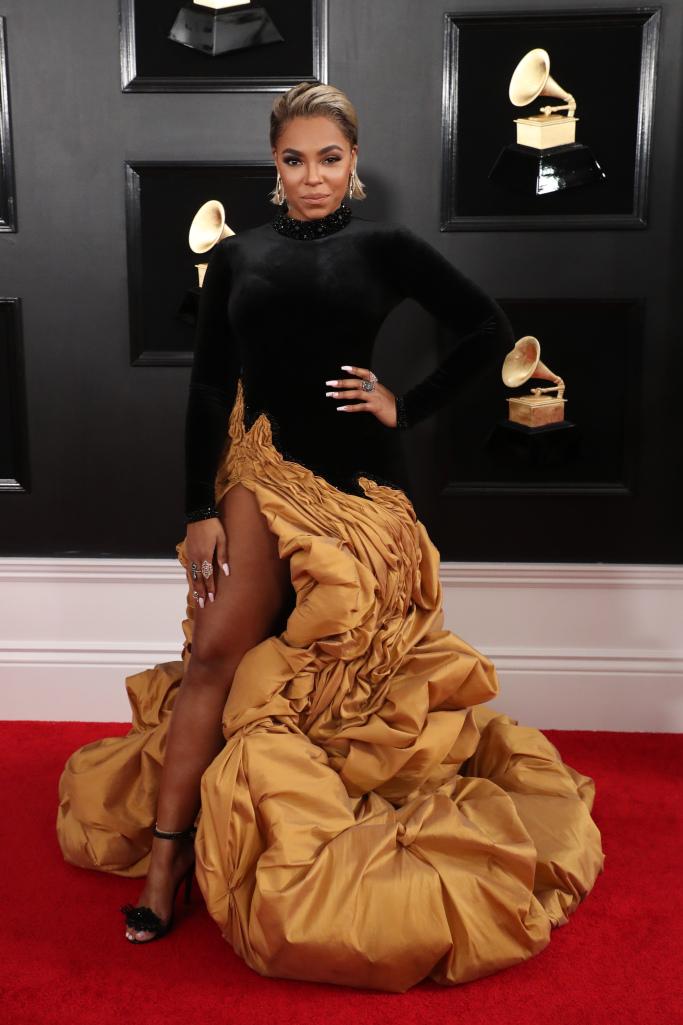 Ashanti | Grammys 2019