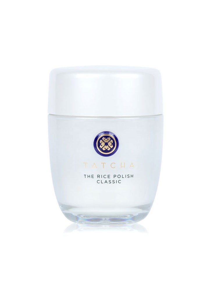 tatcha rice polish Kim Kardashian and Meghan Markle Have One, Very Unexpected Thing in Common