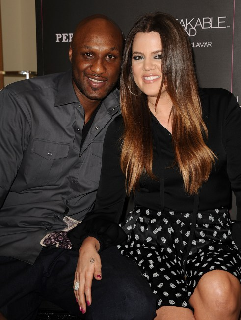 Lamar Odoms Reacted to Khloé Kardashian & Tristan Thompsons Breakup & It Was Nothing But Love