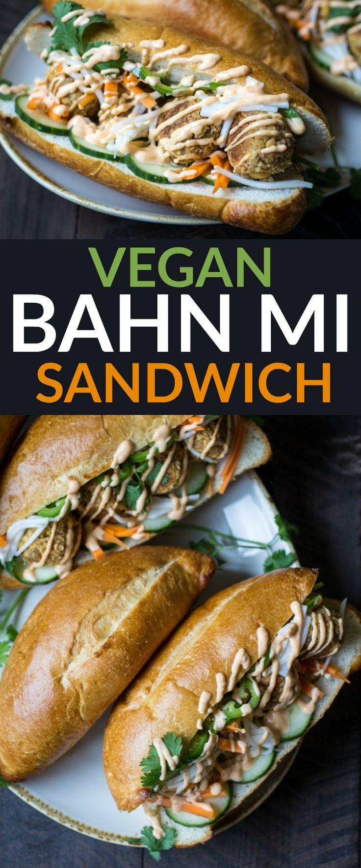 Food Recipe Vegan Meatball Bahn Mi The Wanderlust Kitchen Flashmode Arabia مقالات تعليمية مجانية معلومات ثقافية عامة موسوعة شاملة
