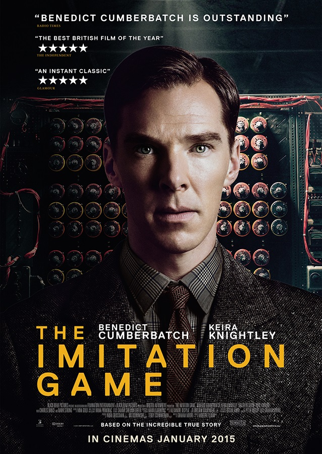 فيلم The Imitation Game