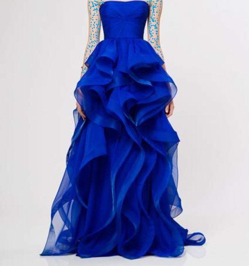 فستان الكرانيش