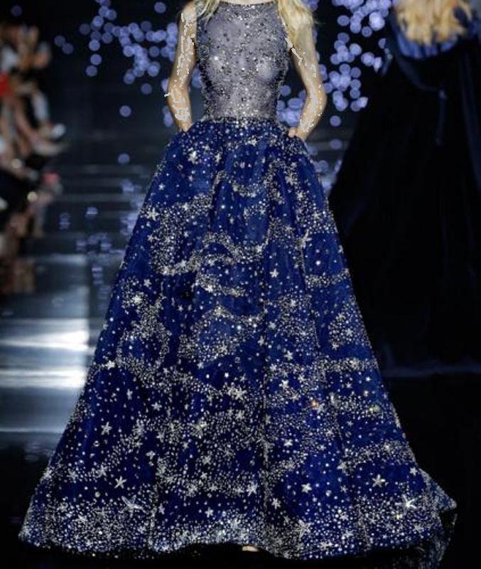 فستان النجوم