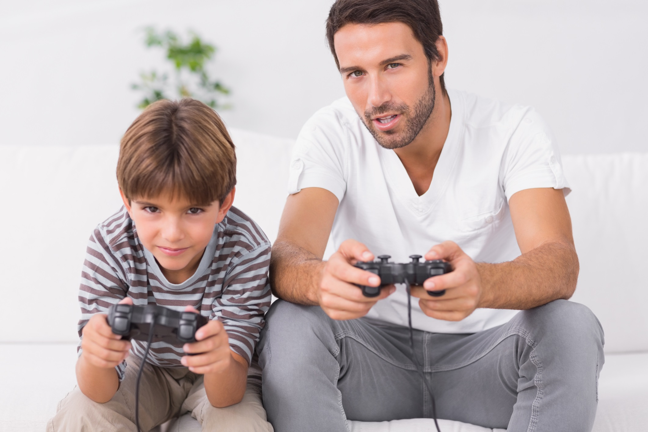 Image result for child playing video games