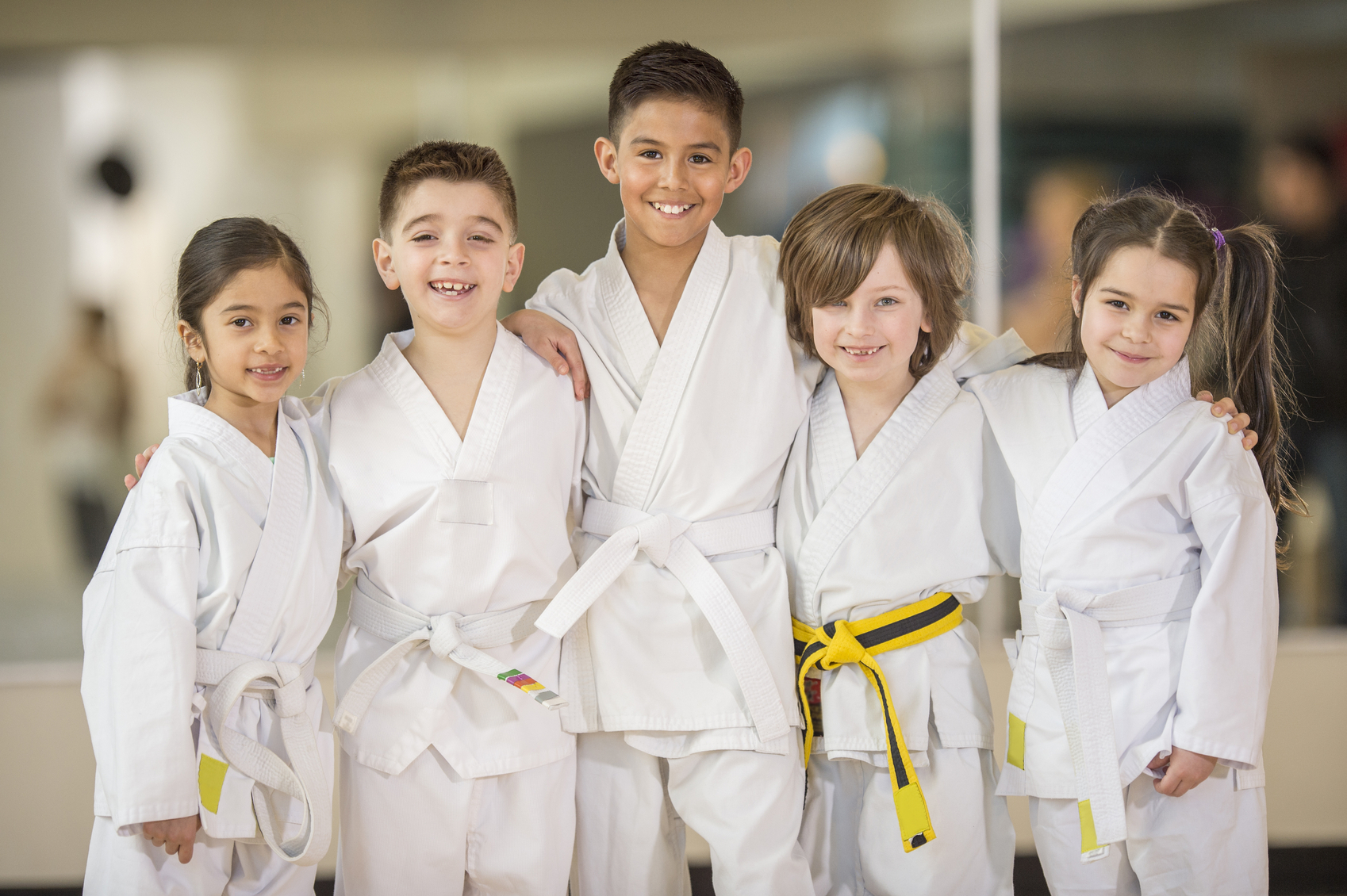 Image result for child playing karate